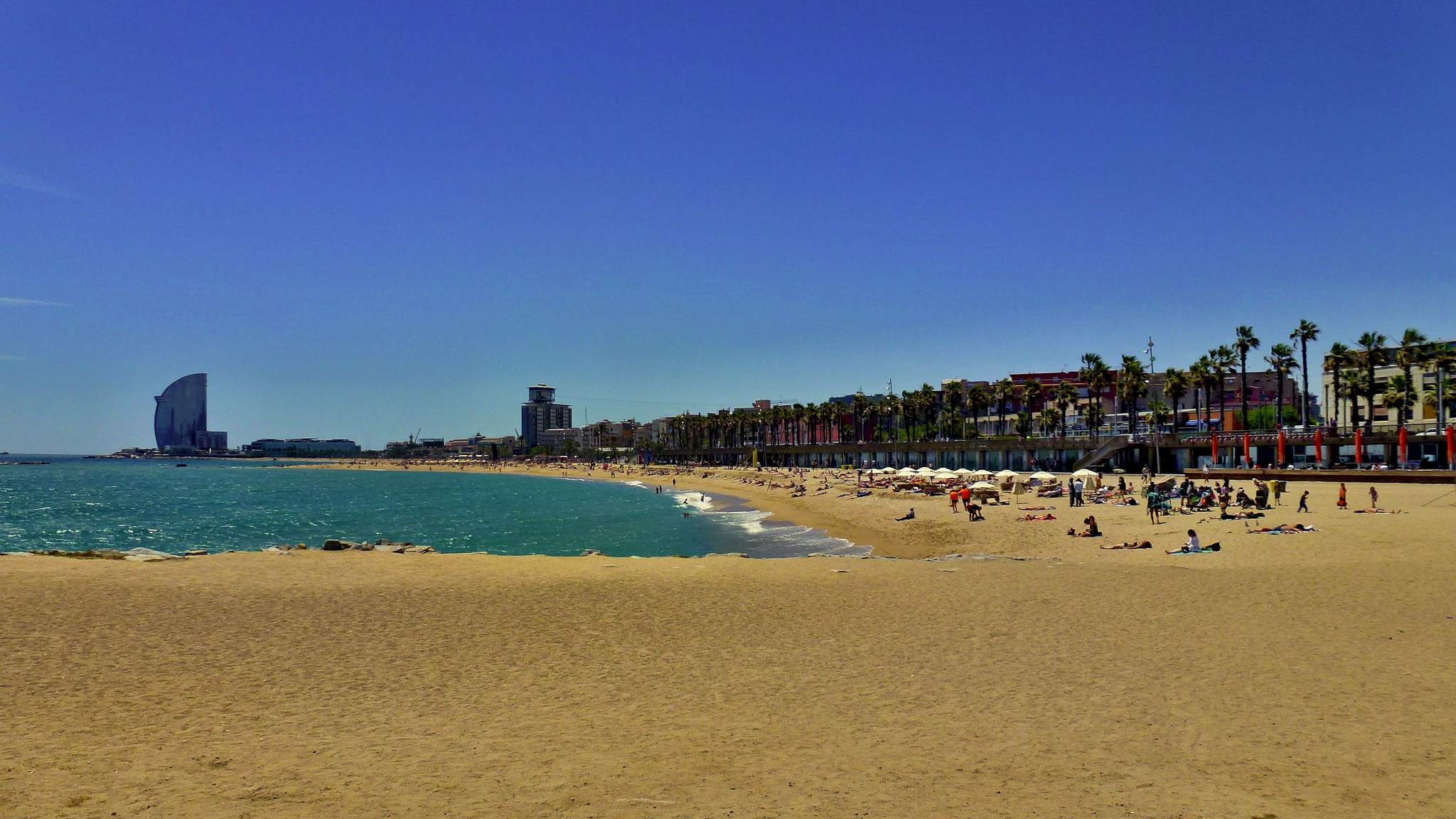 Barceloneta gay Beach