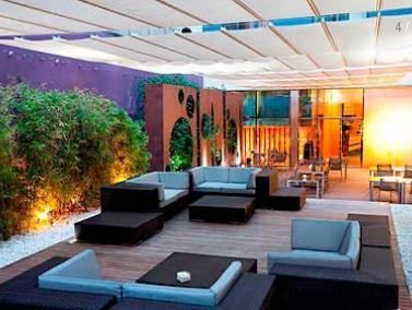 Terrace Hotel Catedral Barcelona