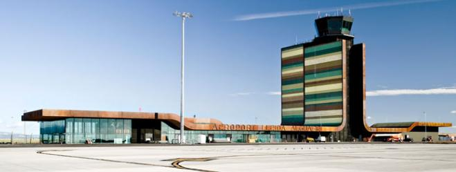 Lleida airport tourism in barcelona for Ryanair barcelona paris orly