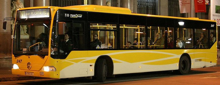 Bus Tourism in Barcelona