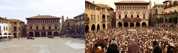 Movies filmed in barcelona tourism in barcelona for Cinema montjuic 2016