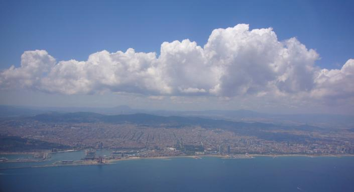Barcelona from the Air